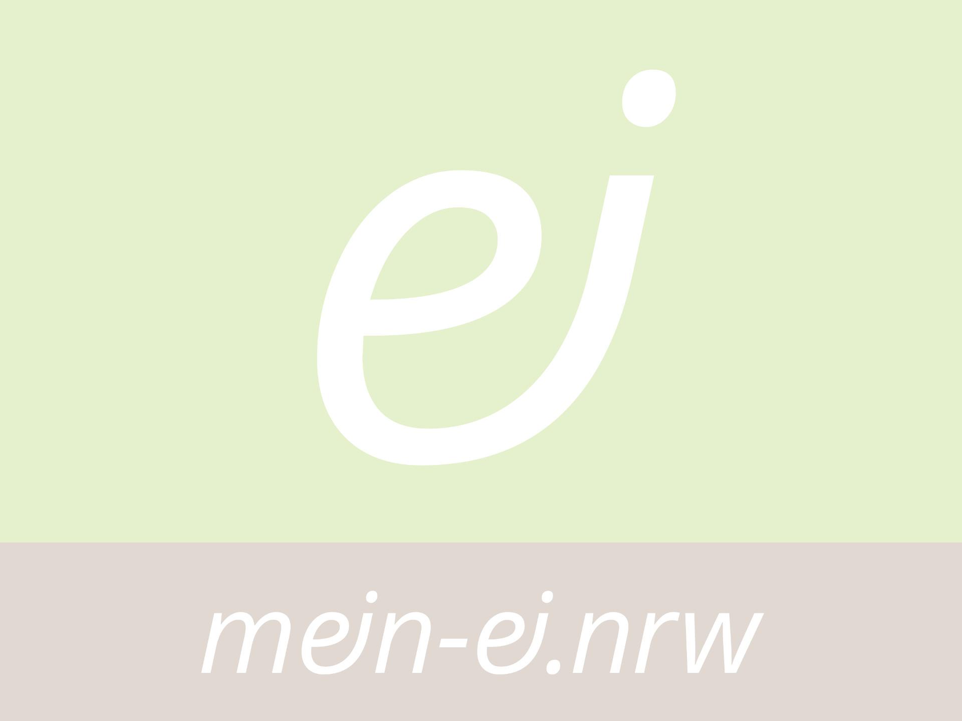 Logohintergrund mein-ei.nrw