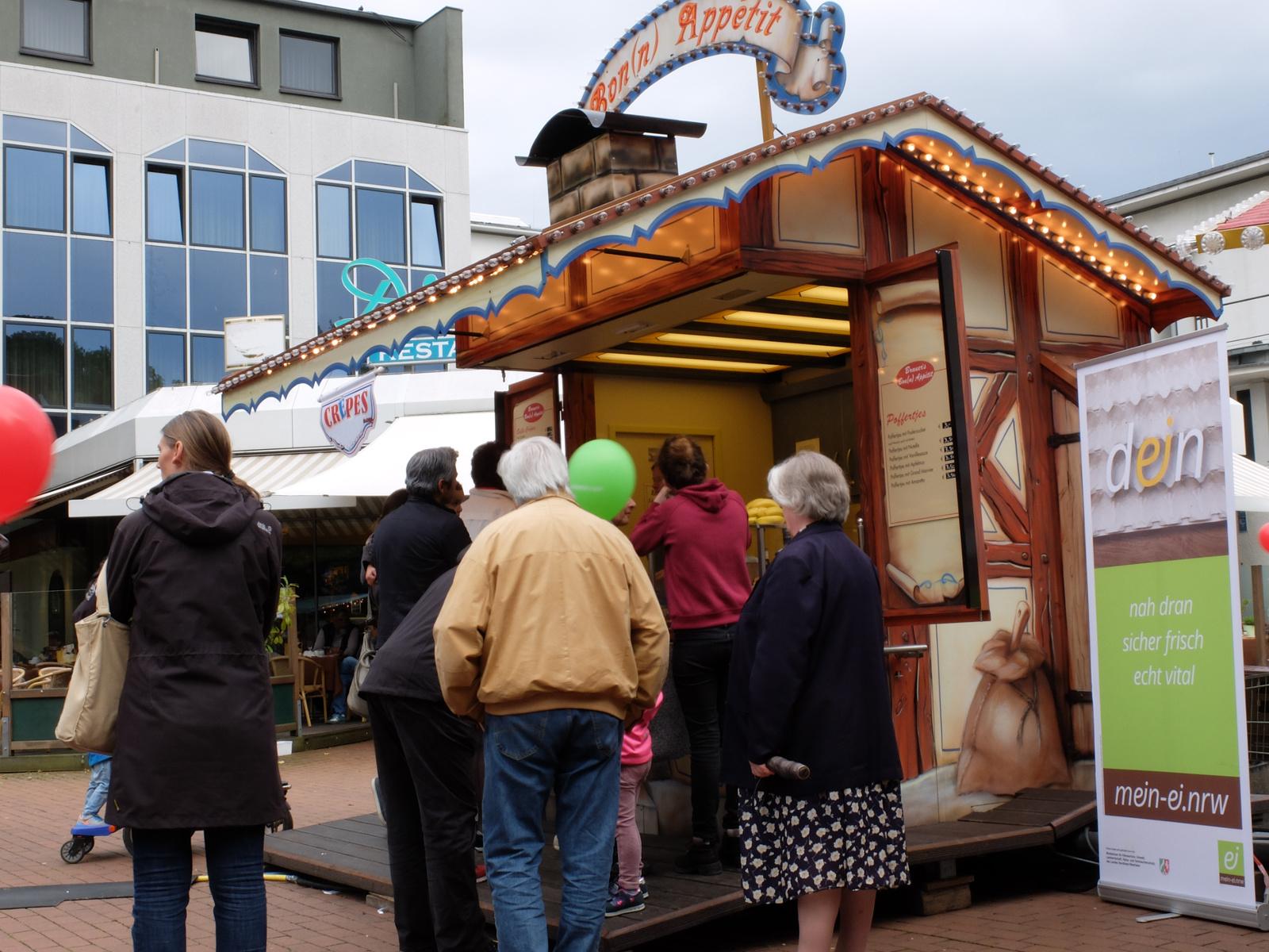 Foto: mein-ei.nrw auf dem Stadtfest in Bad Godesberg