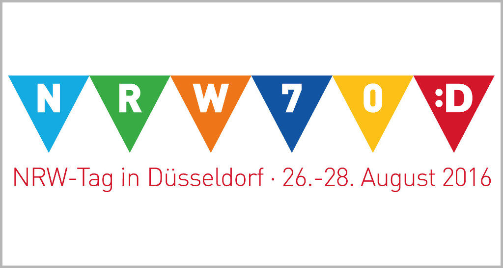 mein-ei.nrw präsentiert sich auf dem NRW-Tag