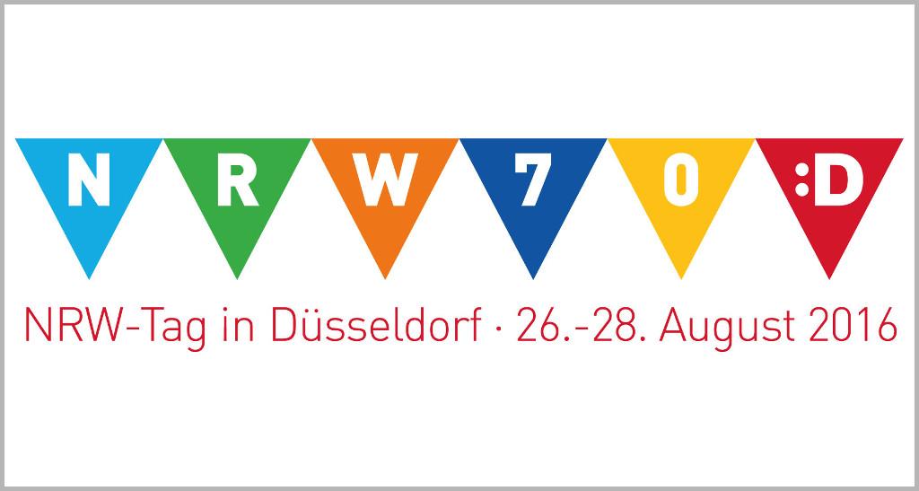 Logo: NRW-Tag