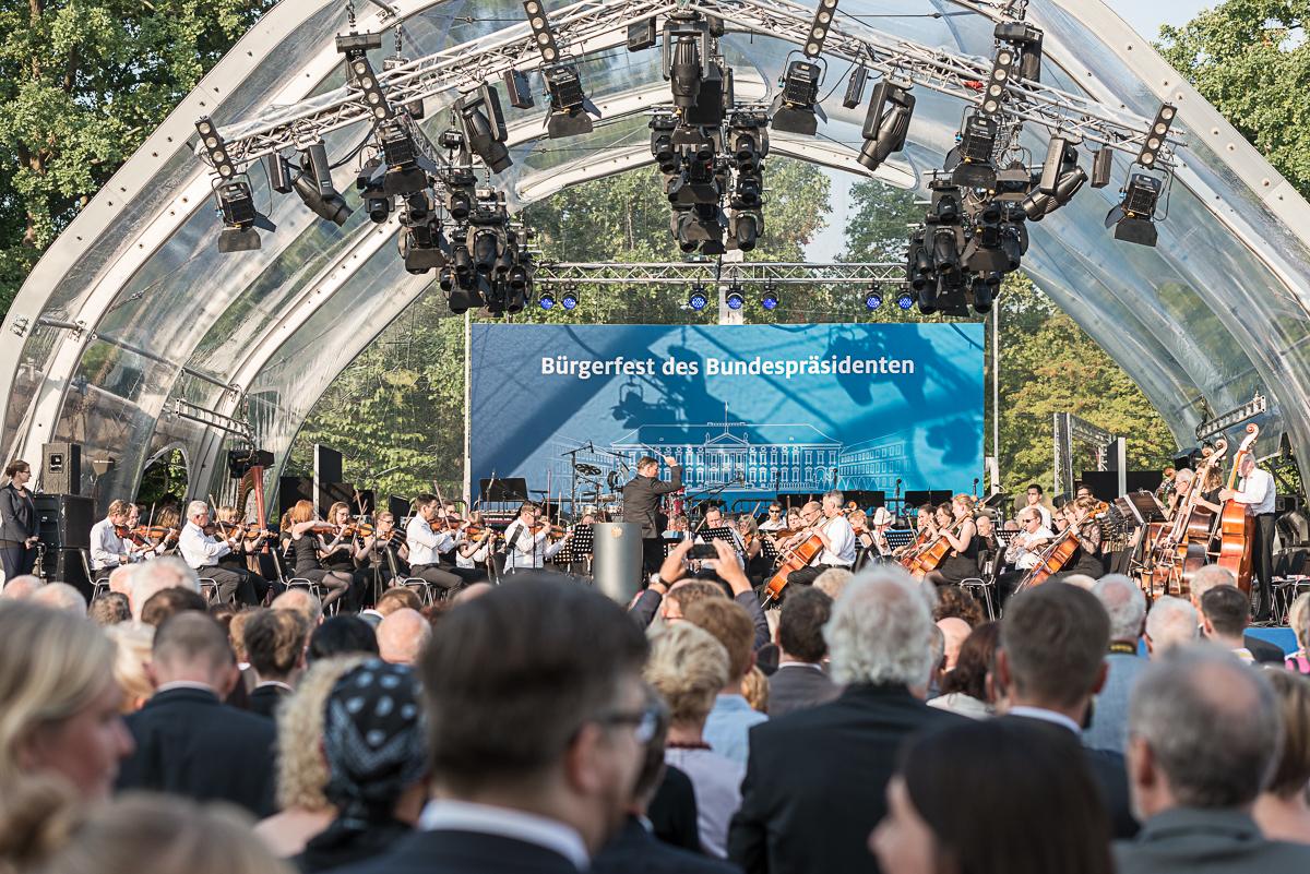 Foto: Bürgerfest des Bundespräsidenten (© Christian Angl)
