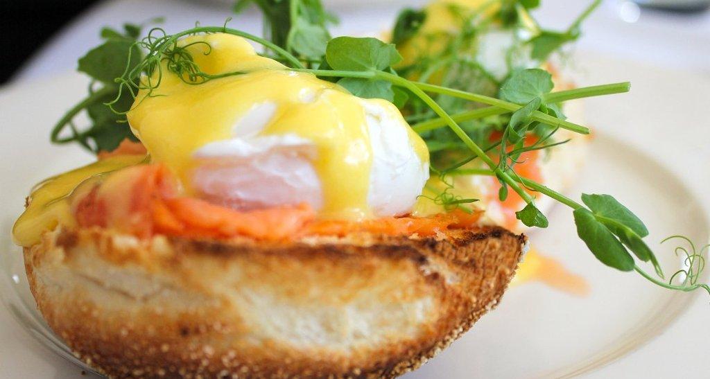 Foto: Eggs Benedict